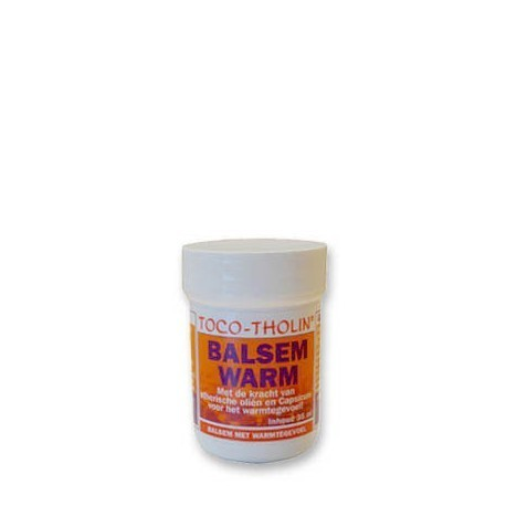 Toco Tholin balsem warm 35 ml