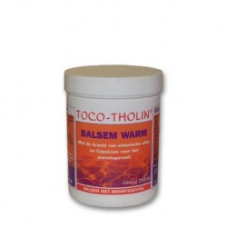 Toco Tholin balsem warm 250 ml