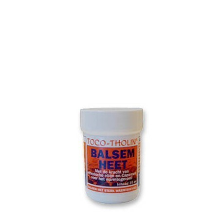 Toco Tholin balsem heet 35 ml