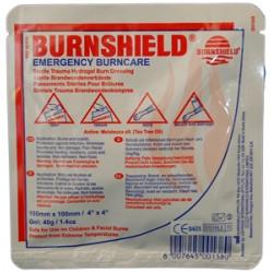 Burnshield compres 10 x 10 cm
