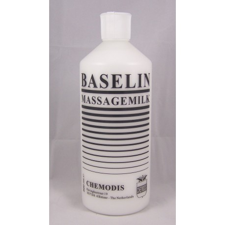 Baselin Massagemilk 500 ml (niet vette milk)