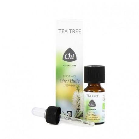 Chi Tea tree eerste hulp olie 10 ml