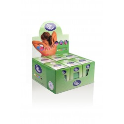 CureTape groen water-resistant 5m-5cm 6 stuks