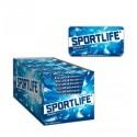 Sportlife kauwgom 48 x 12 stuks smashmint blauw