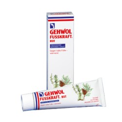 Gehwol fusskraft rood 75 ml