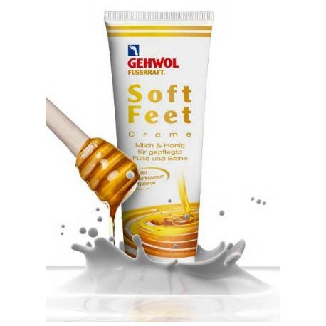 Gehwol fusskraft soft feet creme 125 ml