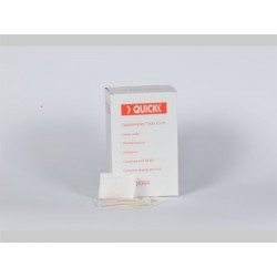 Quick hydrofiel gaascompres steriel 5 x 5 cm 10 stuks