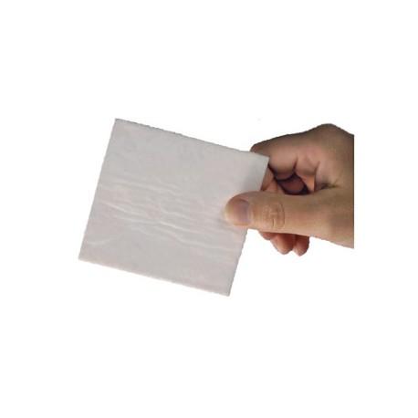 Niet verklevend gaascompres steriel 10 x 10 cm per stuk
