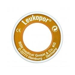 Leukopor ringspoel 5m-1,25 cm