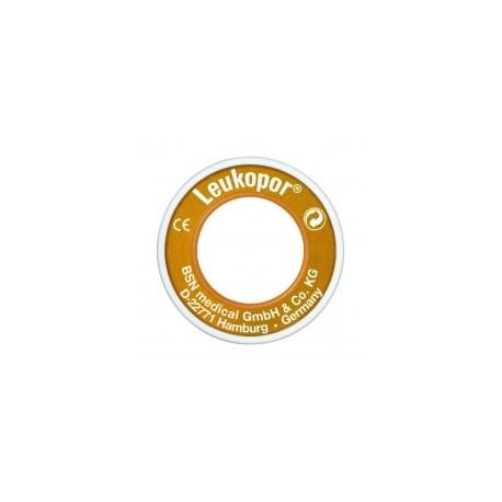 Leukopor ringspoel 5m-2,5 cm