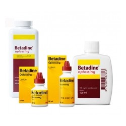 Betadine oplossing 15 ml