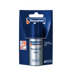 Hansaplast wondpleisterspray 32,5 ml