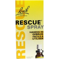 Bach Rescue druppels 10 ml