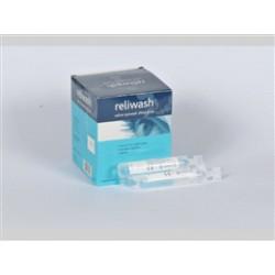 Reliwash oogspoelampullen 25 x 20 ml