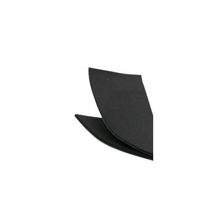 Foam zelfklevend zwart 0,5-50-25 cm