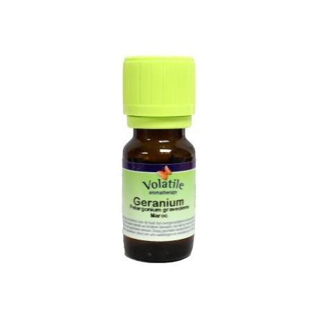 Volatile Geranium Maroc etherische olie 10 ml