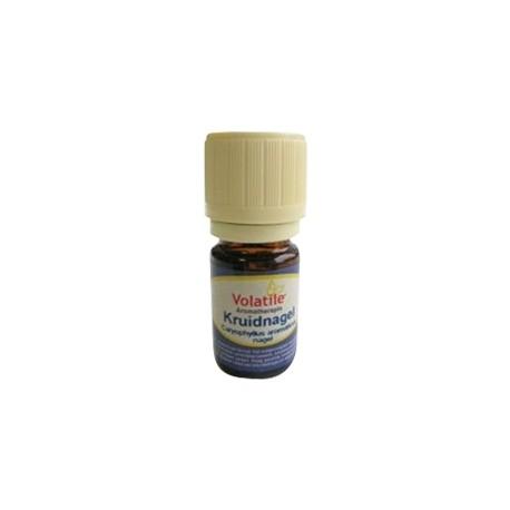 Volatile Kruidnagel, nagel etherische olie 10 ml