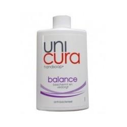 Unicura antibacteriële handzeep 250 ml navulling