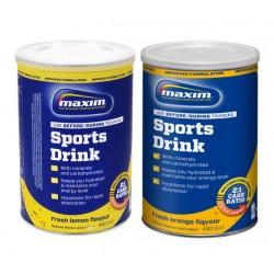 Maxim hypotone dorstlesser 480 gram (6 ltr) lemon/lime