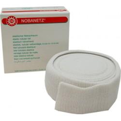 Nobanetz elastisch netverband no. 2 voet/bovenarm 25mtr