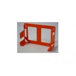 Wandhouder oranje voor B trommel