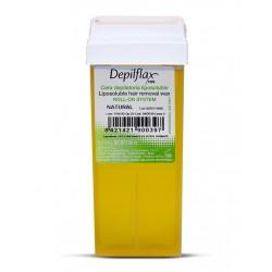 Harspatroon Depiflax 110 gram Naturel voor t lichaam