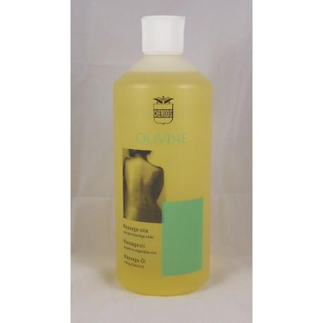 Olivine massageolie plantaardig 500 ml afname 10 stuks