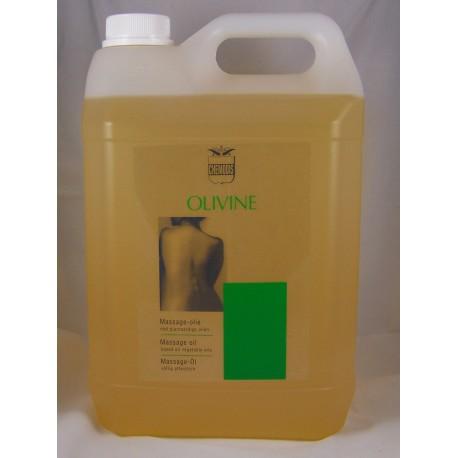 Olivine massageolie plantaardig 5 ltr