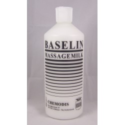 Baselin massagemilk 500 ml bij 10 stuks € 6,65 p.st