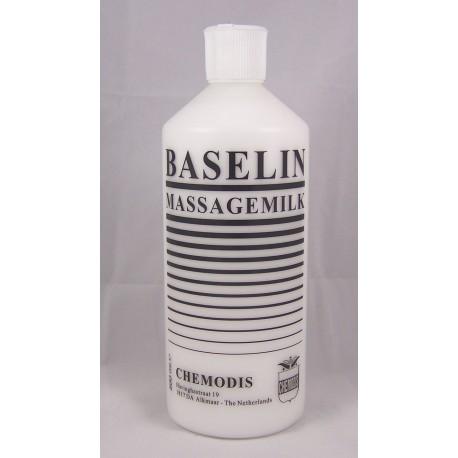 Baselin massagemilk 500 ml afname 20 stuks