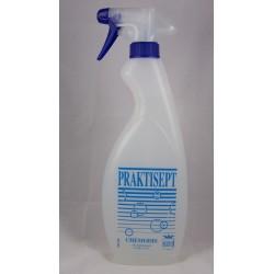Praktisept 500 ml sprayflacon afname 10 stuks
