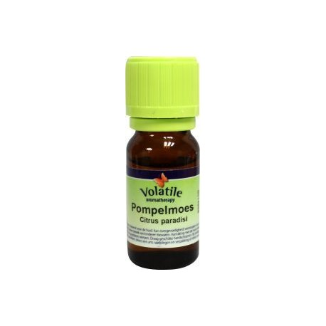 Volatile pompelmoes etherische olie 10 ml