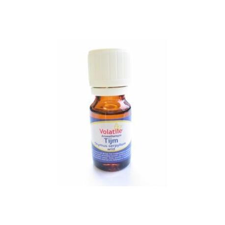 Volatile Tijm wild etherische olie 10 ml