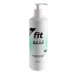 F.I.T. (Fit) Sportsbalsem 500 ml + pomp