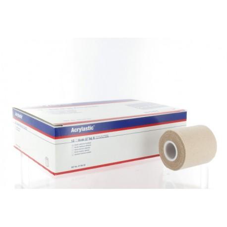 Acrylastic onverpakt 2,5m-6 cm per stuk