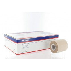 Acrylastic onverpakt 2,5m-6 cm vanaf 24 stuks