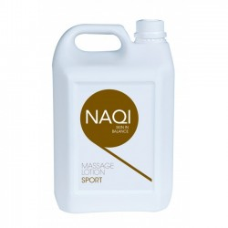 NAQI Massagelotion Sport 5 ltr