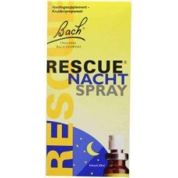 Bach Rescue nacht spray 20 ml