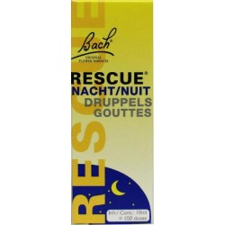 Bach Rescue nacht druppels 10 ml
