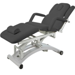 Massagebank Hilow Pro de Luxe electrisch