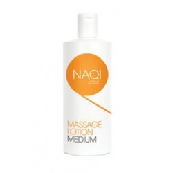 NAQI Massagelotion medium 500 ml Paraffine vrij