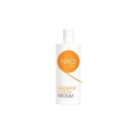 NAQI Massagelotion medium 500 ml Paraffine vrij
