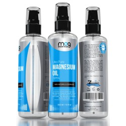 Magnesium Olie Ultra Pure spray 300 ml MAG essentials
