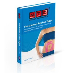 MTC boek Functioneel Fasciaal Tapen (Nederlands)