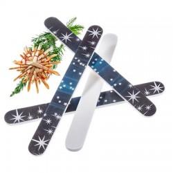 Laufwunder Nagelvijl met kerstmotief