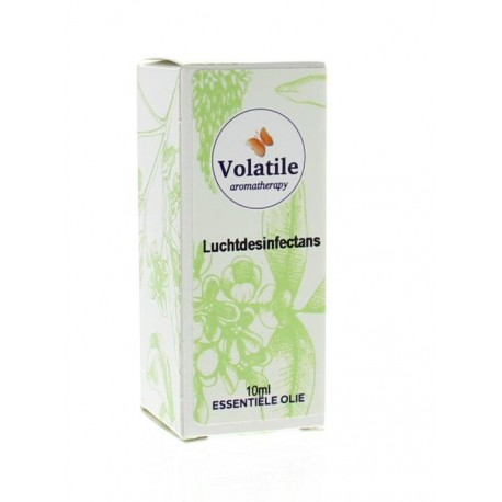 Volatile Luchtdesinfectant etherische olie 10 ml