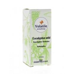 Volatile Eucalyptus wild etherische olie 10 ml