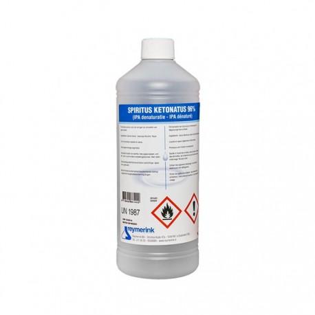 Alcohol ketonatus 96% uitwendig 1 liter