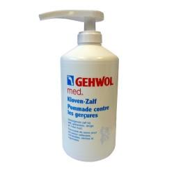 Gehwol Medische klovenzalf 500 ml + pomp