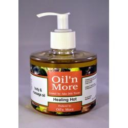 Oil n More Healing Hot massageolie 300 ml